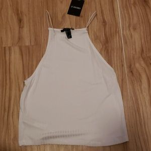 Forever 21 white cami top